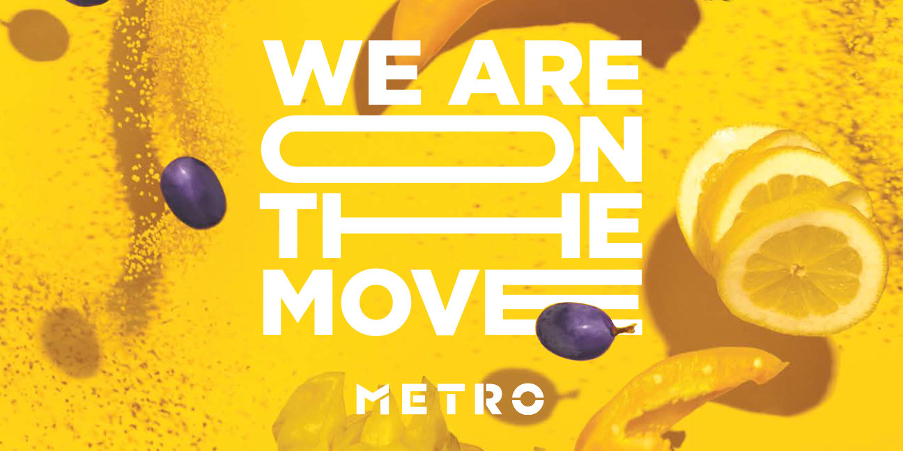 WE ARE ON THE MOVE - Annual Reporting 2017/18